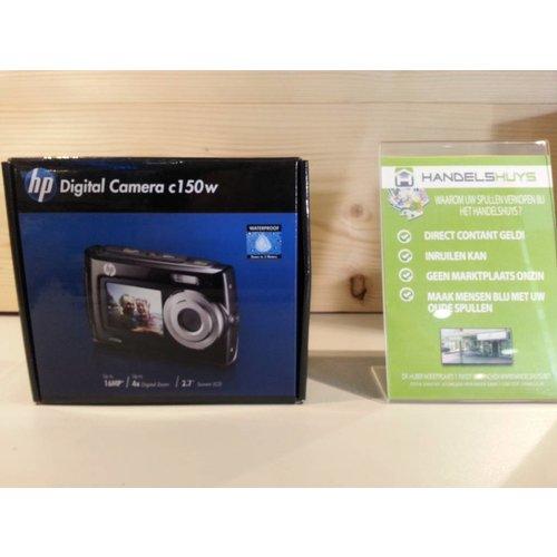 HP HP waterproof camera C150W
