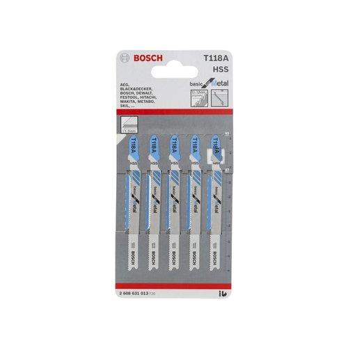 Bosch Bosch T serie zaagbladen