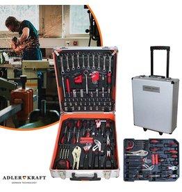 Swiss kraft Swisskraft 399 delige gereedschapset met koffer