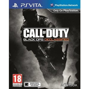 PSVITA Call of Duty - Black Ops Declassified