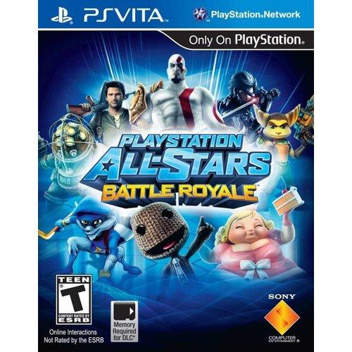 PSVITA PlayStation All-Stars Battle Royale