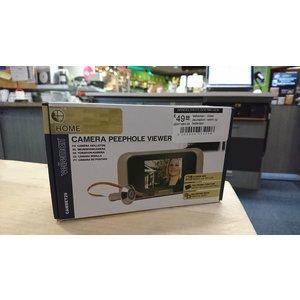 Velleman - Video deurspion - werkt op batterijen