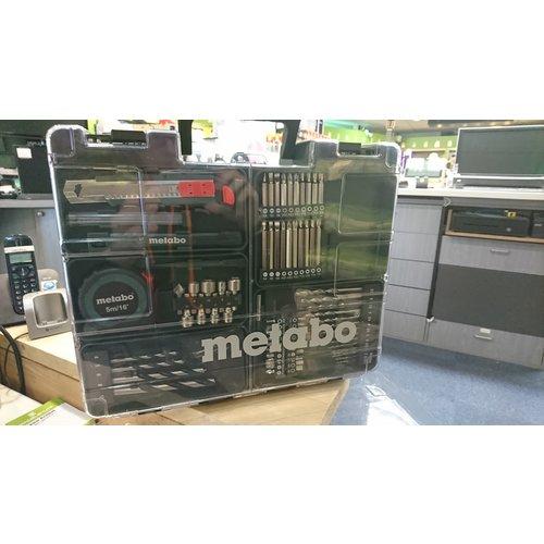 Metabo accu-boorschroefmachine BS 14.4 Set Li-Ion