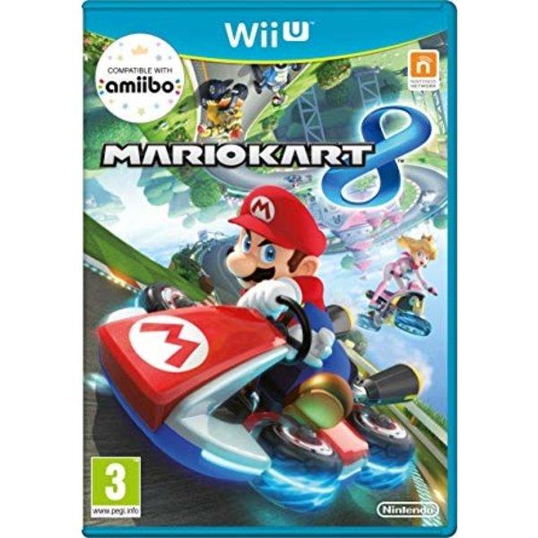 Nintendo WIIU Mario Kart 8