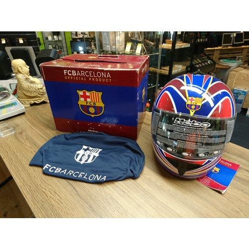 Hebo FC Barcelona Motor helm - maat L