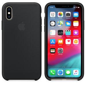 Apple Siliconenhoes voor iPhone X/XS