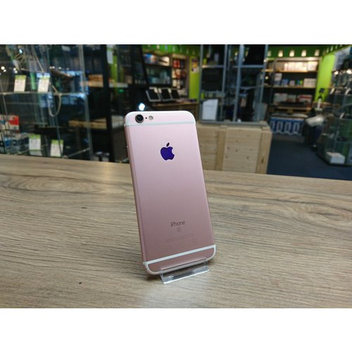 Apple Refurbished iPhone 6S 64GB - Rose - Touch ID defect