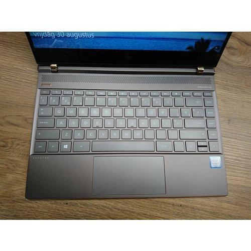 "HP HP Spectre i7 / 256SSD / 8GB / W10 home / 13.3"" - Donker zilver - Azerty"