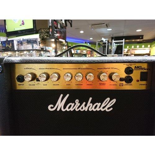 Marshall MG15DFX Combo