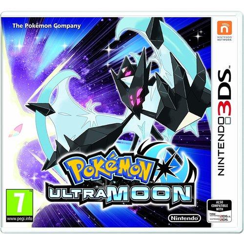 Nintendo 3DS Pokémon Ultra Moon