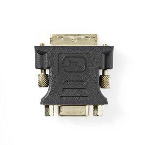 DVI - VGA-adapter | DVI-I 24+5-pins male - VGA female