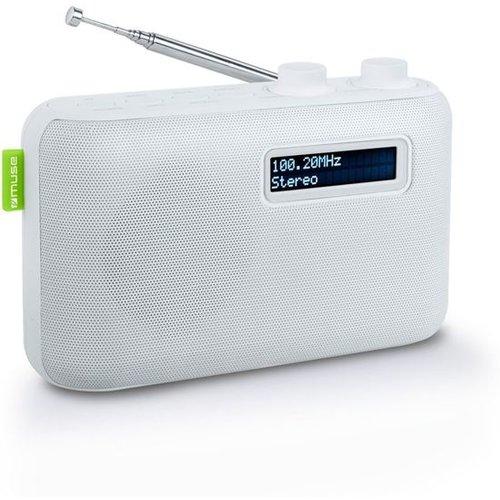 Muse M-108 - Compacte digitale DAB+/FM radio