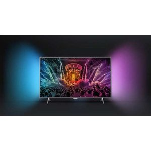 Ultraslanke Philips 4K TV met Android TV - 43PUS6401/12