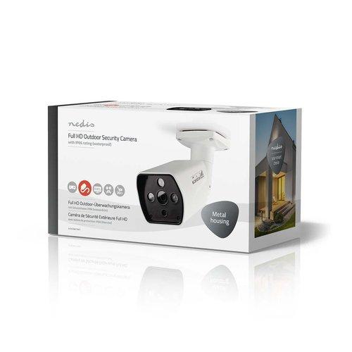 CCTV-beveiligingscamera | Bullet | Full HD | Voor gebruik met analoge HD-DVR