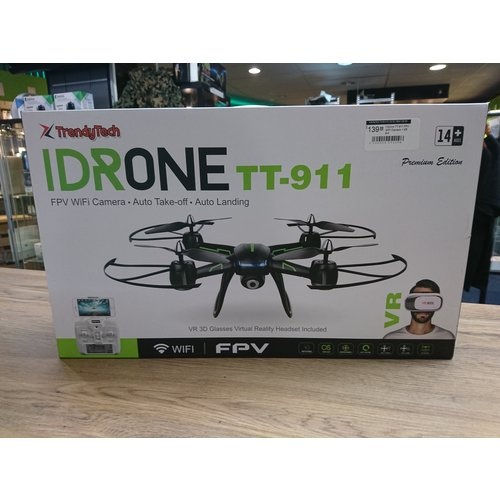 I Drone TT-911 FPV WiFi Camera + VR Bril