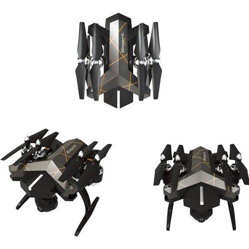 Smart Drone X38C Super Boost Combo - FPV Drone - Zwart