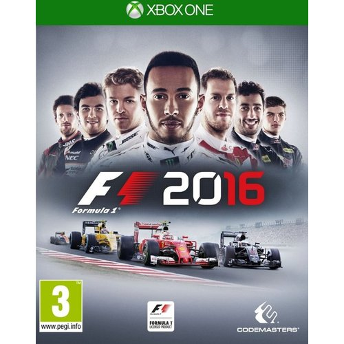 XBOXONE - Formula 1 2016