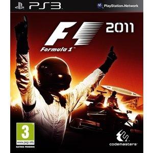 PS3 Formula 1 2011