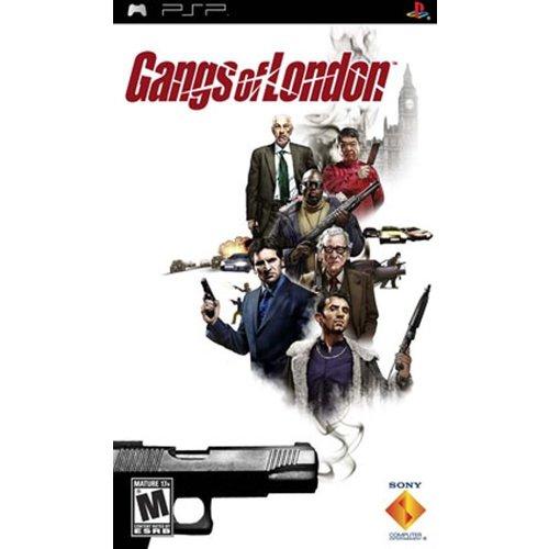 PSP - Gangs of London