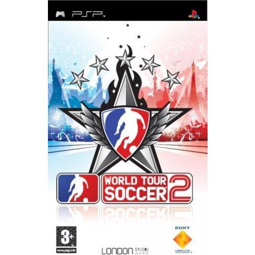 PSP - World Tour Soccer 2