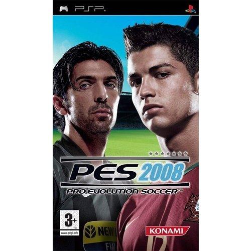 PSP - Pro Evolution Soccer 2008