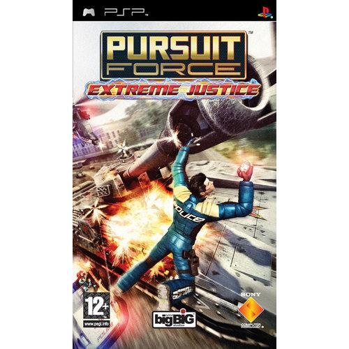 PSP - Pursuit Force Extreme Justice