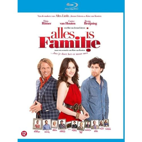 (Blu-ray) - Alles Is Familie