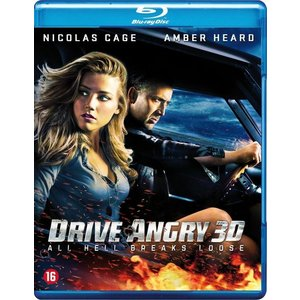 (Blu-ray) - Drive Angry (3D&2D)
