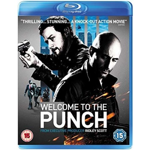 (Blu-ray) - Welcome To The Punch