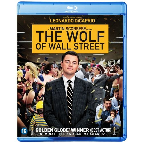 (Blu-ray) - The Wolf Of Wall Street