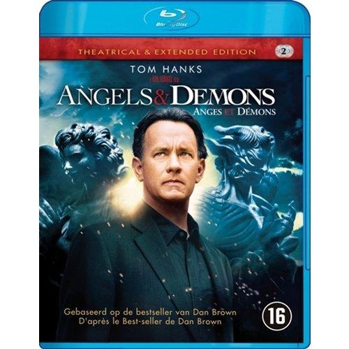 (Blu-ray) - Angels & Demons