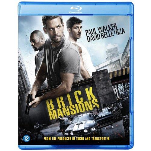 (Blu-ray) - Brick Mansions