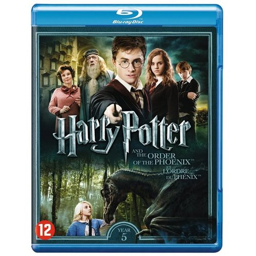 (Blu-ray) - Harry Potter And The Order Of The Phoenix