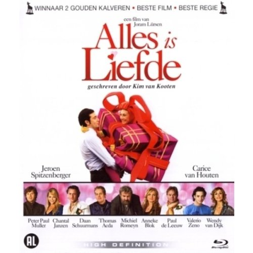 (Blu-ray) - Alles Is Liefde