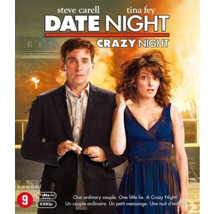 (Blu-ray) - Date Night
