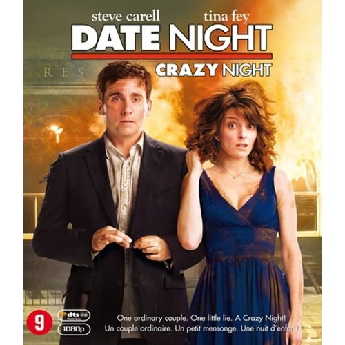 (Blu-ray) - Date Night