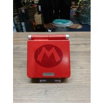 Gameboy Advance SP Mario Edition