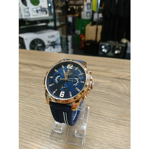 Tommy Hilfiger Decker heren horloge - 1791474