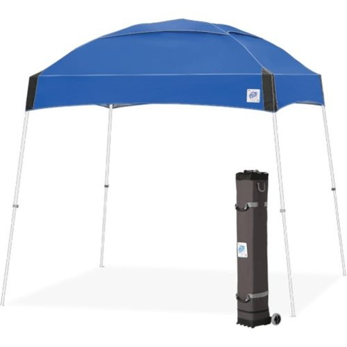 E-Z Up Partytent Dome - 3x3 m - Blauw