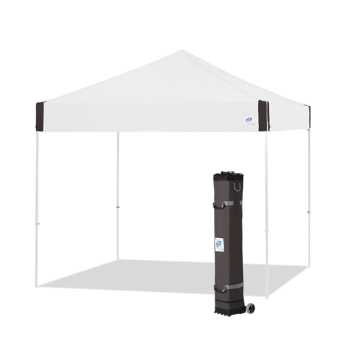 E-Z UP Pyramid Partytent 3x3m - Wit