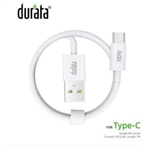 Durata Fast Cable USB - 1 meter