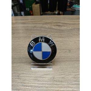 BMW Naafdoppen set van 4 stuks zwart - 56mm