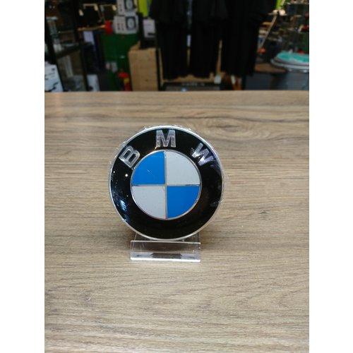 BMW Naafdoppen set van 4 stuks zwart - 68mm