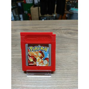 Gameboy - Pokemon Red