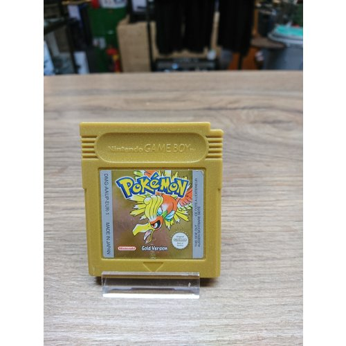 Gameboy - Pokemon Gold