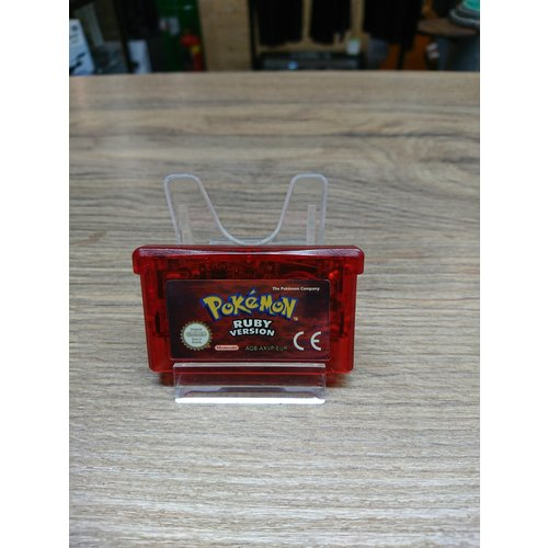 Gameboy - Pokemon Ruby
