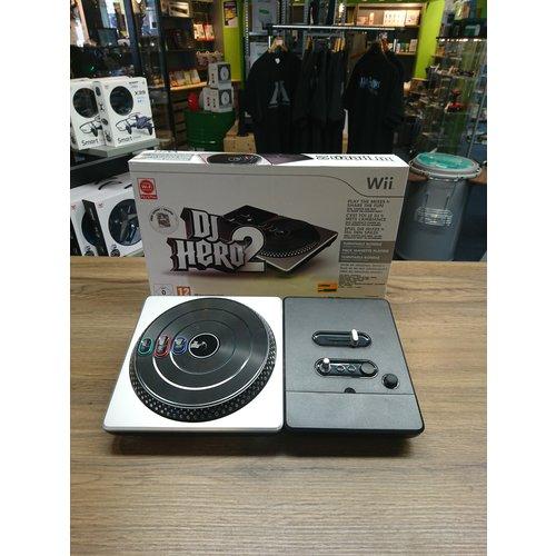 WII - DJ Hero Turntable