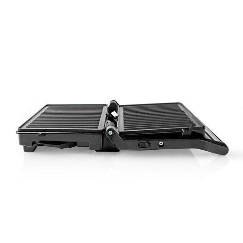 Compacte Contactgrill | 1600 W | Aluminium