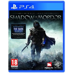 PS4 - Middle-earth - Shadow of Mordor