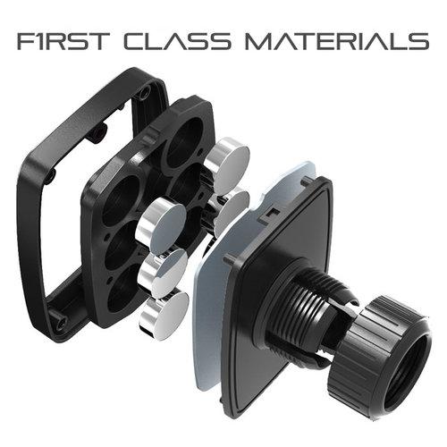 Multiline Multiline Dual Prime MagneetHolder voor Motor & Fiets